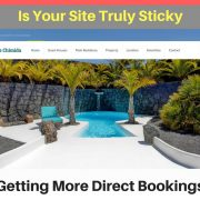Is Your Site Truly Sticky?