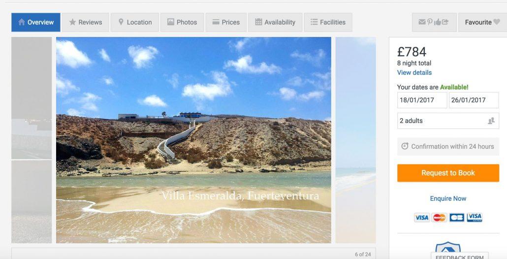 Villa Esmeralda - Fuerteventura